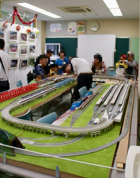 高知運転所Nゲージ・HOゲージ鉄道レイアウト2010年