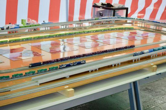 多度津工場JR貨物展示2018年