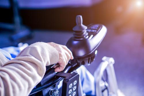 電動車椅子イメージ