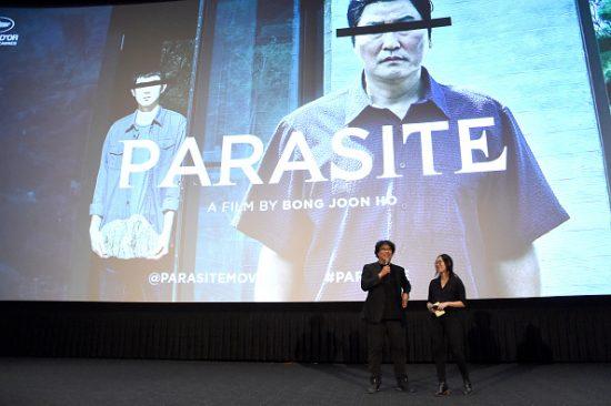 """Los Angeles Premiere of """"Parasite"""""""