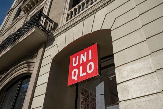 バルセロナのユニクロ