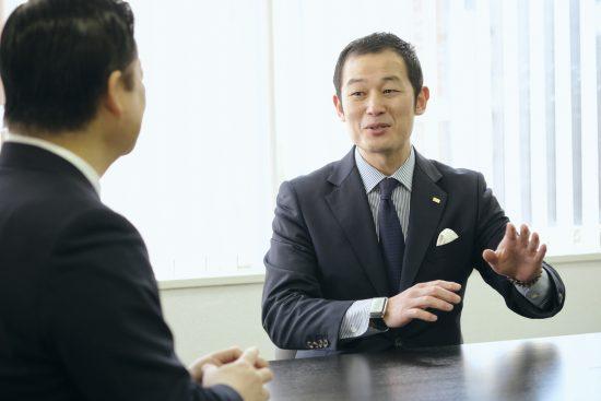 R&C株式会社代表取締役・足立哲真氏