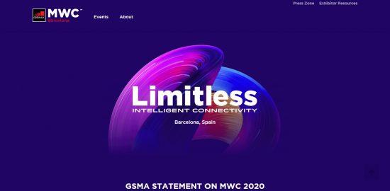 MWC Barcelona 公式サイト