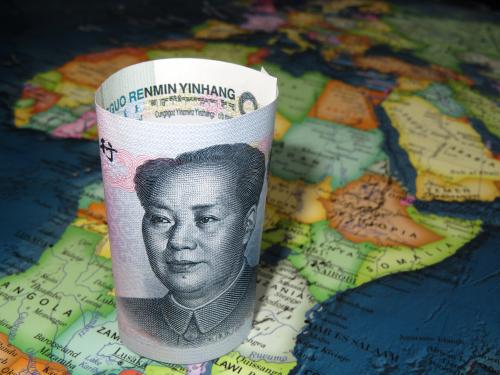 アフリカで力を増す中国