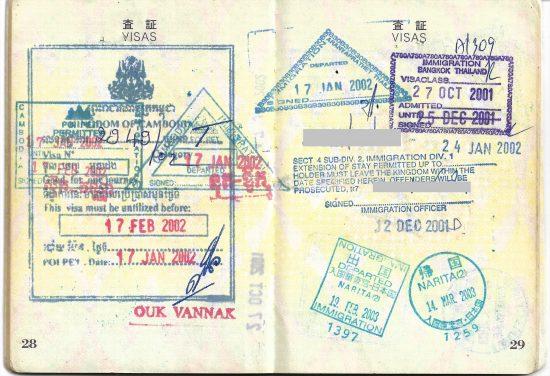 タイから追い出される日本人