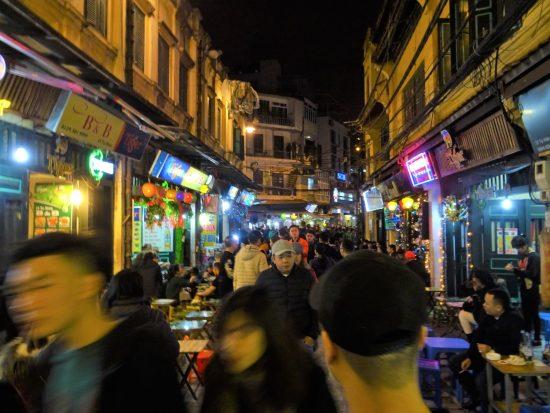 通常時の旧市街