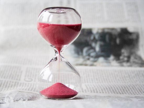 砂時計のイメージ