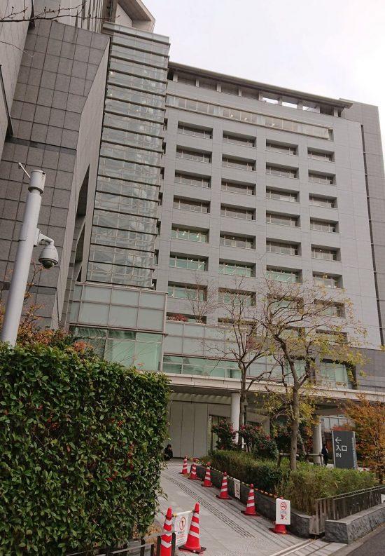 メルバンさんが仮放免の更新手続きのために通う東京入管