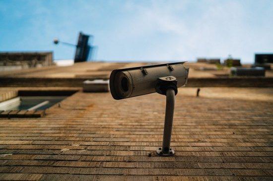 監視カメライメージ