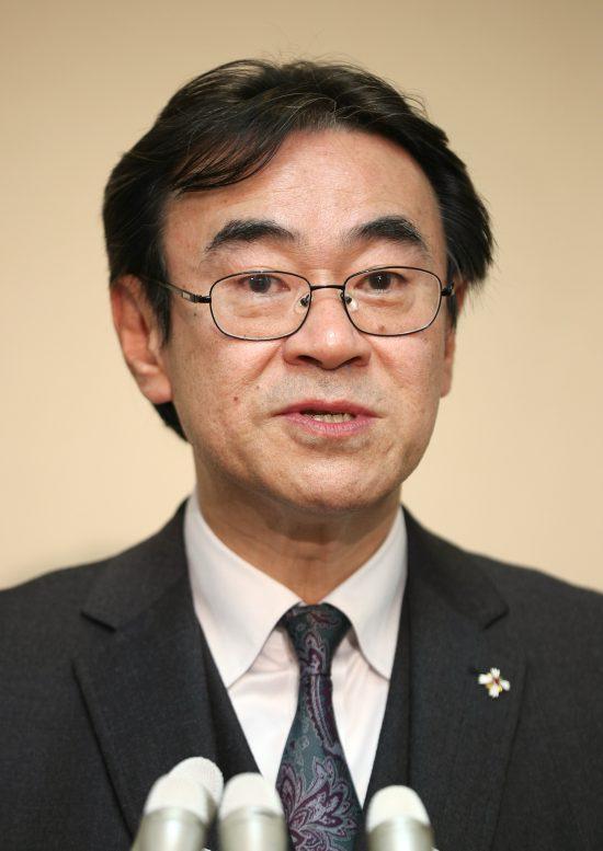 黒川弘務・東京高検検事長