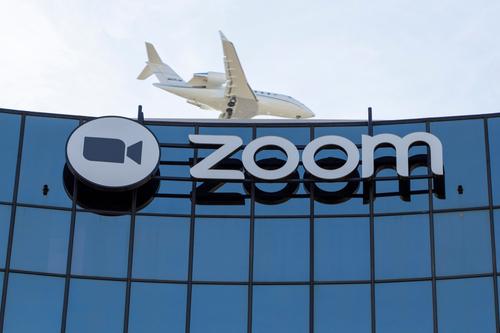 zoom の本社