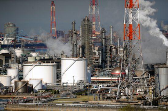 化石燃料イメージ