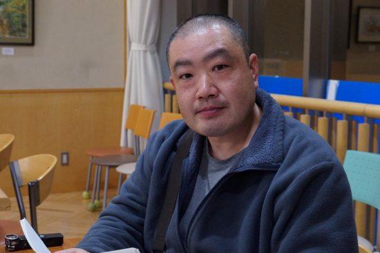 津久井農場計画について語る鈴木秀徳氏