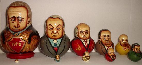 Matryoshka_Russian_politicians