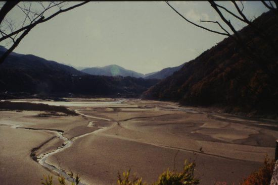長野県の美和ダム