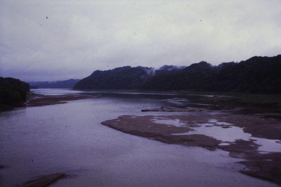 北海道の二風谷ダム