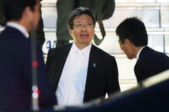 今井尚哉首相秘書官