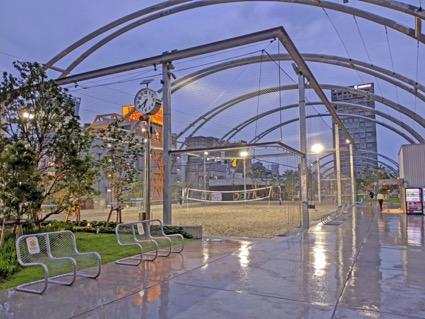 新たな「宮下公園」