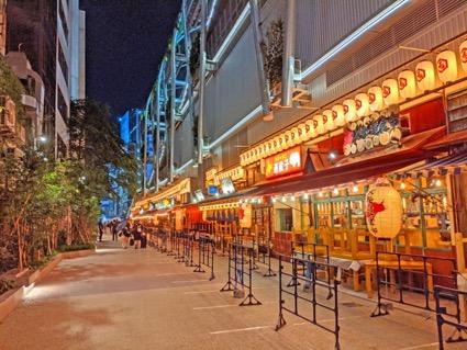 南街区1階にある「渋谷横丁」