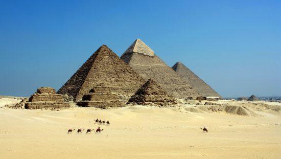 ピラミッドのイメージ