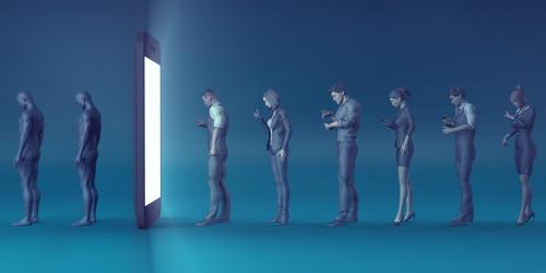 デジタル全体主義イメージ