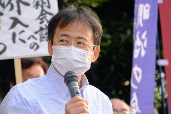 任命拒否された岡田教授