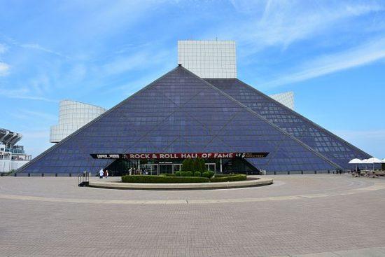 オハイオ州クリーブランドにあるロックンロールの殿堂