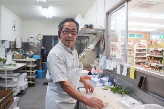 「汚染水の海洋放出で、福島の漁業の命運が尽きる」と警告を発する、福島原発事故生業訴訟の中島孝・原告団長