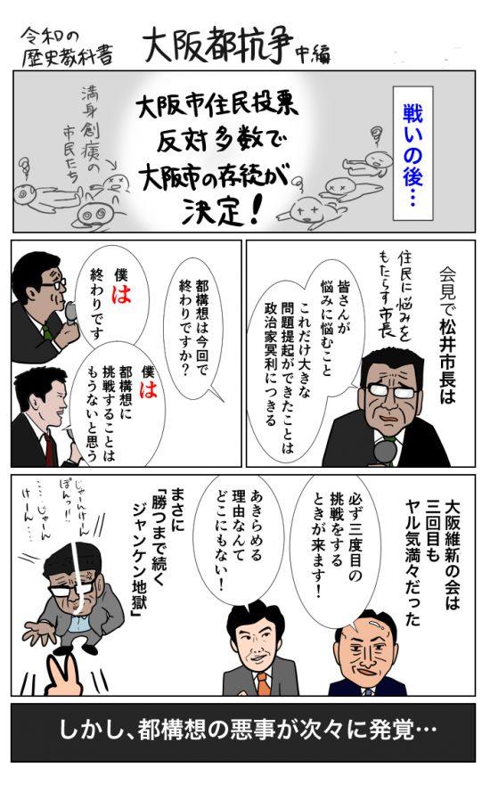 大阪都抗争1