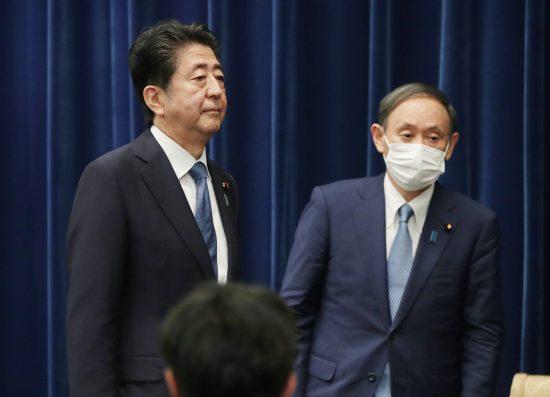 安倍&菅コンビ