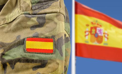スペイン軍イメージ