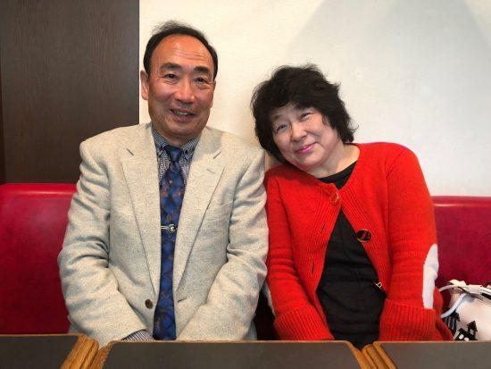 森友学園前理事長・籠池泰典氏と妻の籠池諄子氏