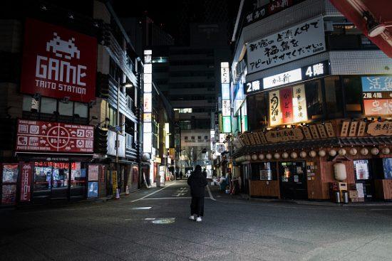 2度目の緊急事態宣言下の東京