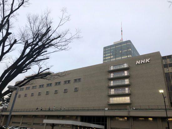 NHK東京2