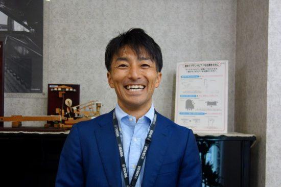 小田原生まれ小田原育ちの福田さん。「小田原の人は地元を離れない人が多いんです」と語る