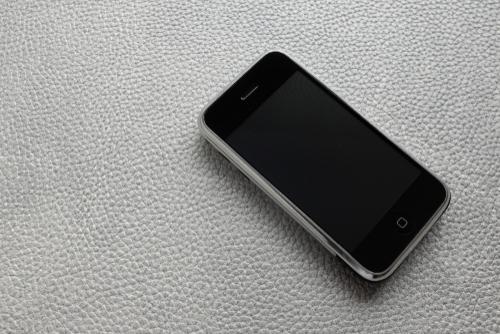初期のiPhone