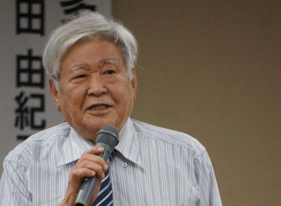 今本博健・京都大学名誉教授