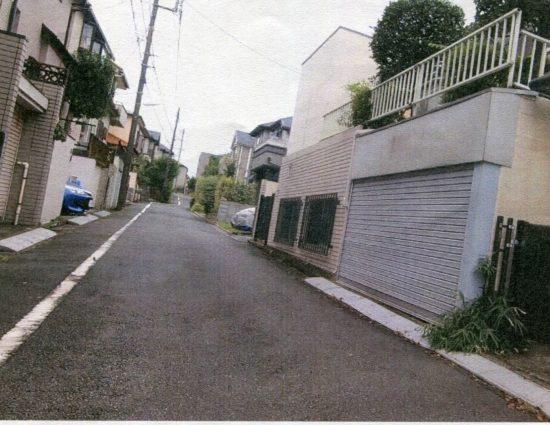 陥没する前の7月に撮影されていた陥没現場(写真提供:NEXCO東日本)