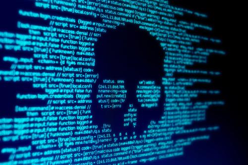サイバー犯罪イメージ