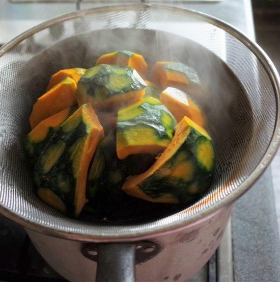 ブラジル産Kabocha Pumpkinを冬場には毎週のように購入する
