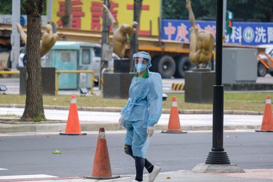 COVID-19 pandemic in Taiwan