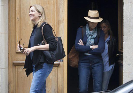Spanish Family Royal Sighting In Geneva - September 30, 2017