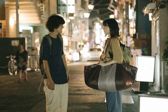 (c)「街の上で」フィルムパートナーズ