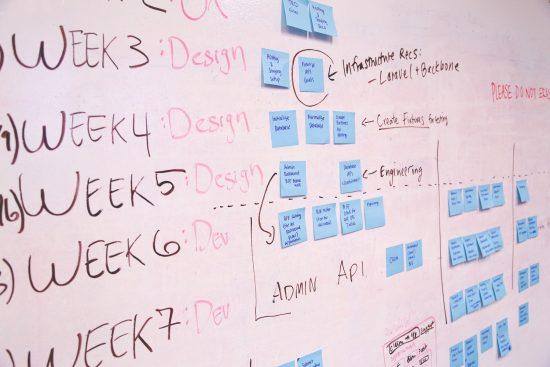 業務計画のイメージ画像